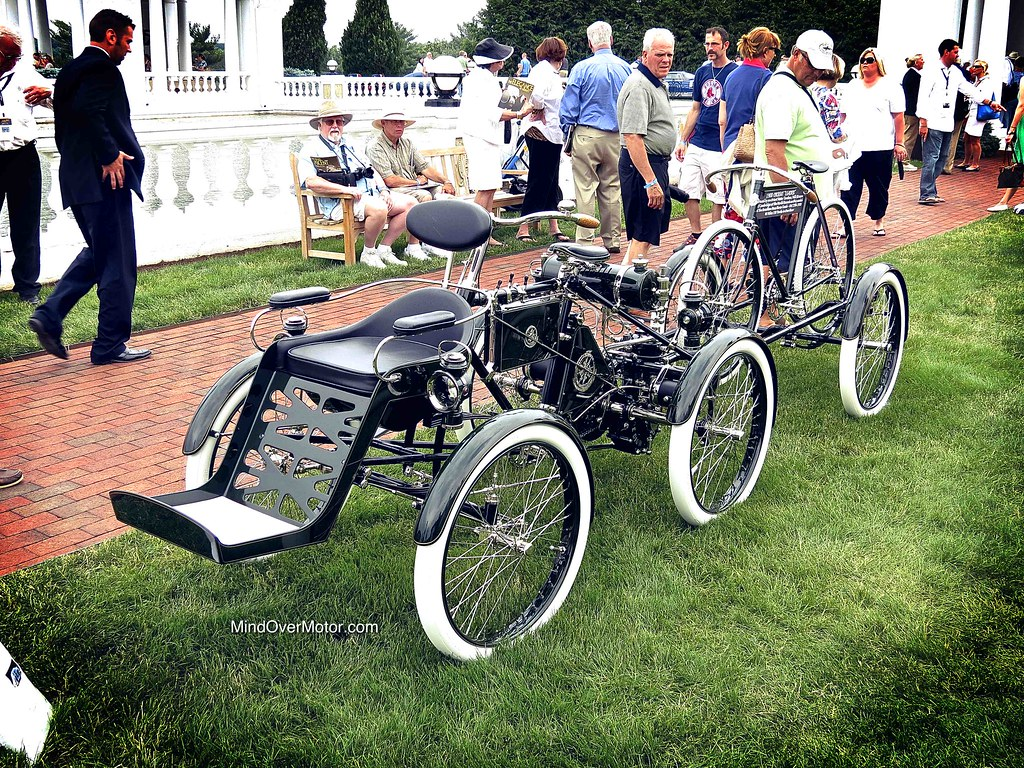 1899 Orient Auto 60 Trike with Forecar