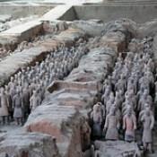 China - Xian - Terracotta Army - 14