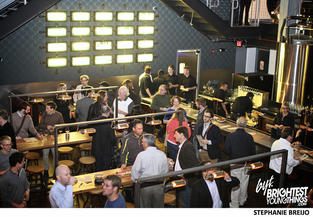Bluejacket Brewery DC Photos Brightest Young Things3