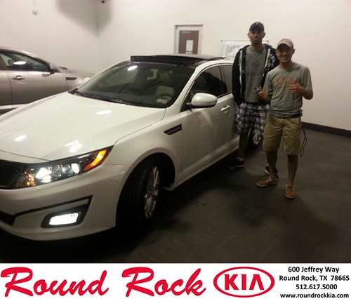Round Rock KIA Customer Reviews and Testimonials-Luis Perez by RoundRockKia