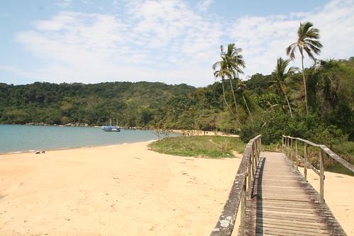 Second beach on the hike, Praia Pouso