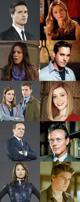 Buffy Vs Shield