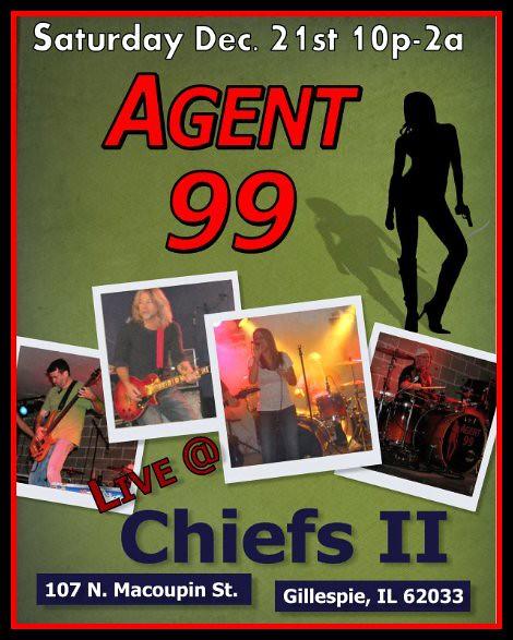 Agent 99 12-21-13