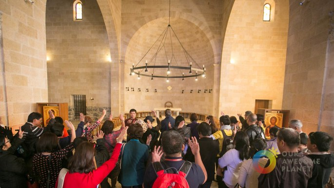 Day 2- Church of the Multiplication of Loaves and Fish Tabgha - Our Awesome Planet-9.jpg