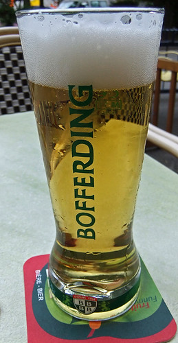 Bofferding beer