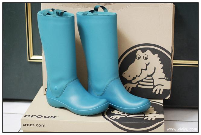 crocs,雨靴,鞋 @VIVIYU小世界