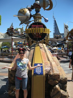 Entering Tomorrowland