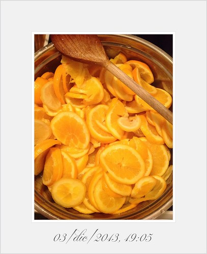 Leisurely Marmalade day two beginning