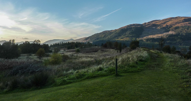 Lochside, Loch Leven, Scotland