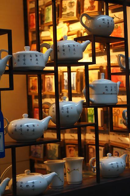 Teapots - Xintiandi - Shanghai