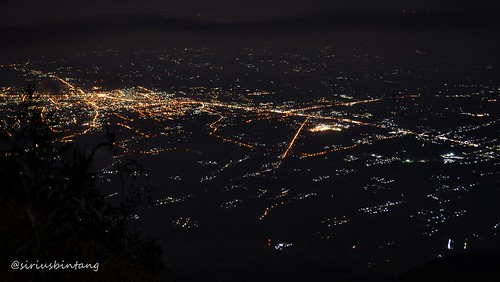 Magelang in the dark