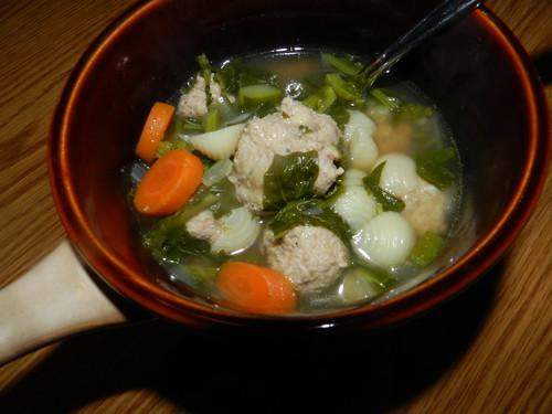 Meatball Broccoli Rabe3