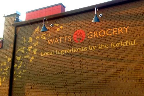 Watts Grocery - Durham, NC