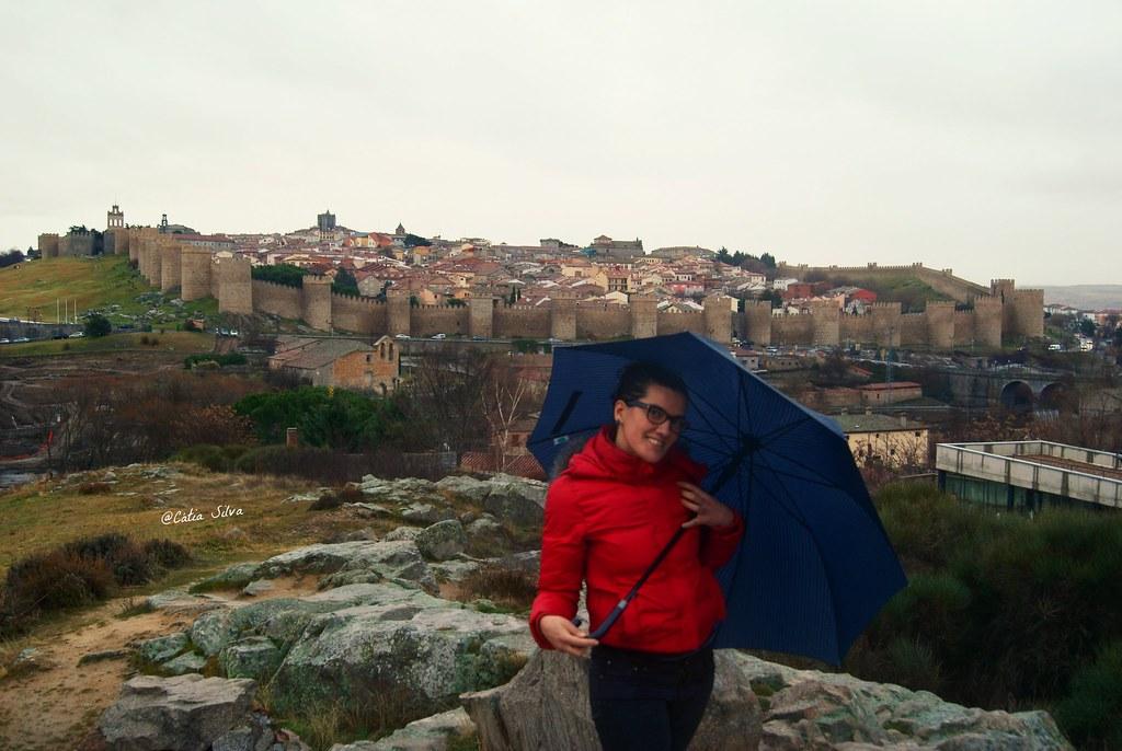 Avila - Castilla y León - España (2)