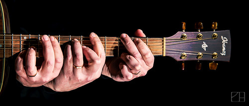 Chord progression / sointukuvio by PekkaHuuskonen