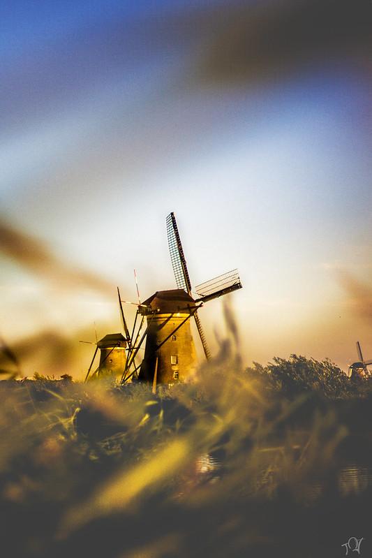 Kinderdijk - Windmill Village