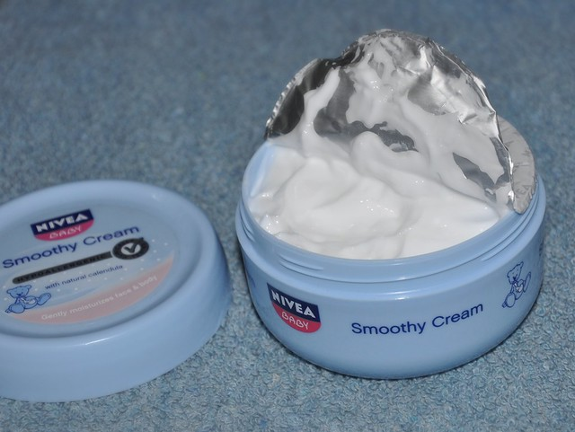Nivea Baby Smoothly Cream