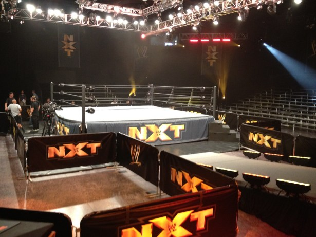 NXT / Full Sail Visit