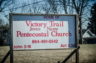 Victory Trail Jesus Name Pentecostal Church