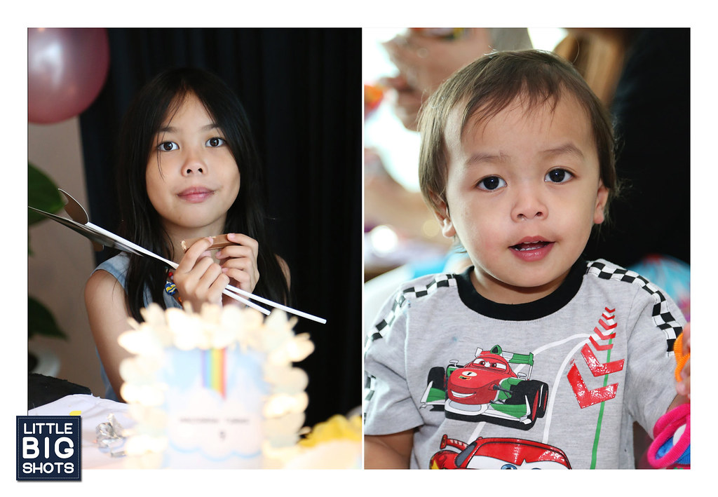 Happy Birthday Ishaq & Maisarah