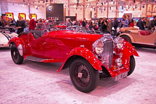 Lagonda LG45R Rapide 1937 (2741)