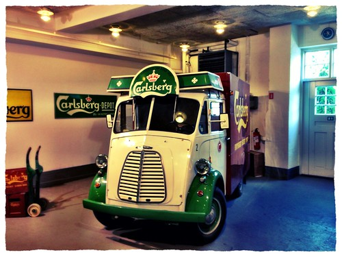 At the Carlsberg brewery by SpatzMe
