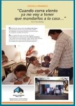 Escuela Pipanaco. El compromiso de Alumbrera con la Educación, la Capacitación y el Desarrollo Sostenible.