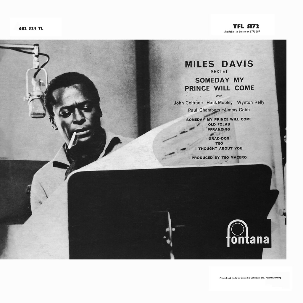 Miles Davis - Some Day My Prince Will Come
