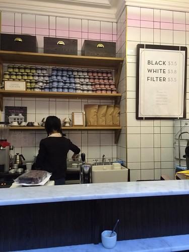 Patricia's, Melbourne CBD