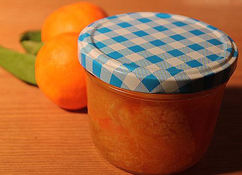 Mandarinen Marmelade