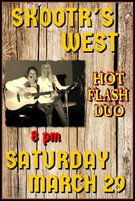 Hot Flash 3-29-14