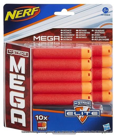 Nerf Mega Refill Pack Neder-Nerf