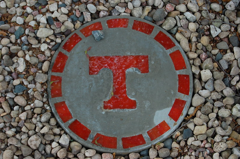 Mike's University of Tennessee stepping stone