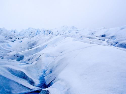 Trekking por el Perito Moreno