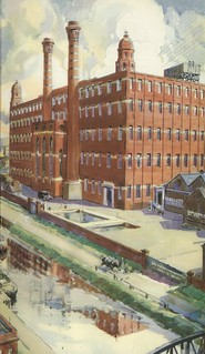 A Modern Cotton Mill 1937