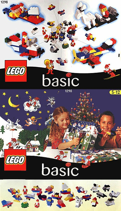Advent Calendar Creator 1998 1298