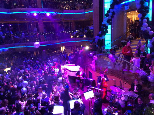 New Years Eve 2013 on the Grandeur