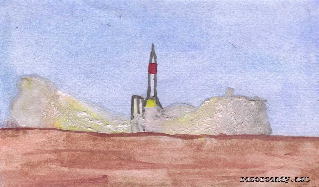04-09-2013 Bitsize News - Israeli Test Launch Missile