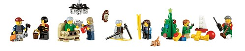 LEGO 10229 Winter Village Cottage 002