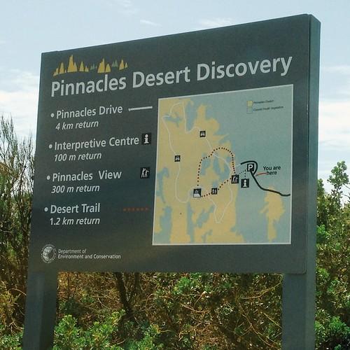 The Pinnacles - WA
