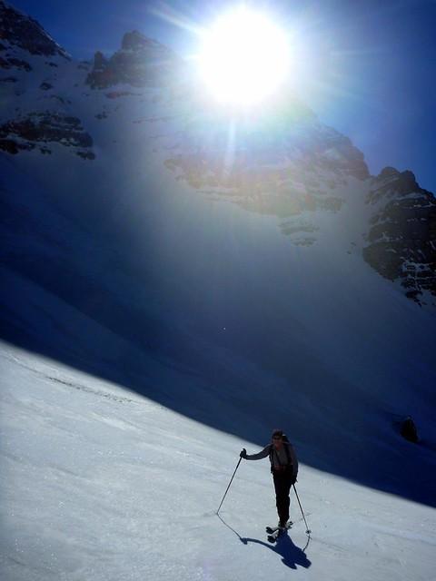 rando ski tête sanguinierette-sanguiniere
