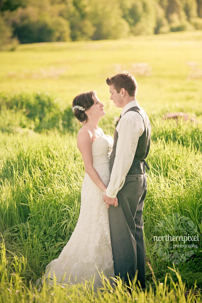Jaclyn & Ethan - Prince George BC Wedding