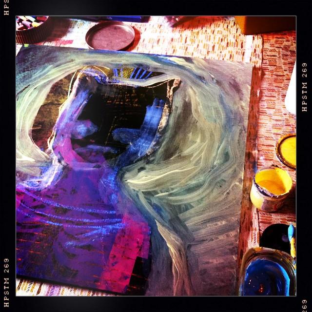 reworking wolverine paintings