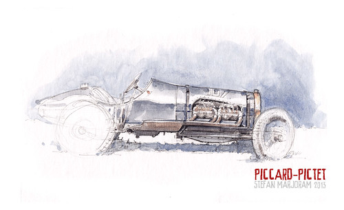 1913/18 Piccard-Pictet 'Pic Pic'