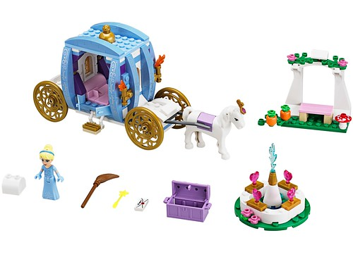 41053 Cinderella's Dream Carriage