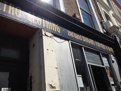 Retro Clothing, Notting Hill