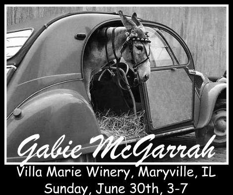 Gabie McGarrah 6-30-13