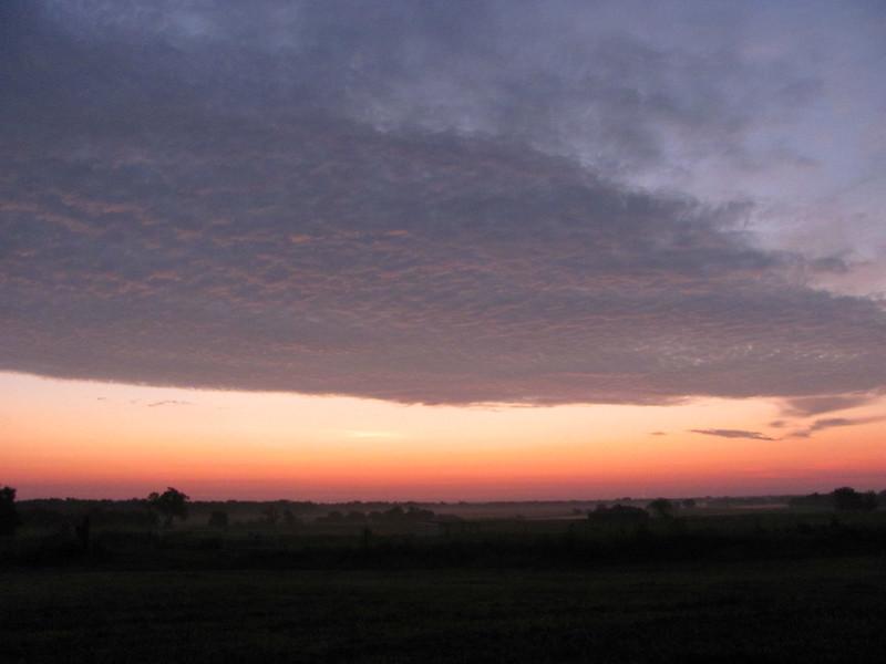 oklahoma sunrise