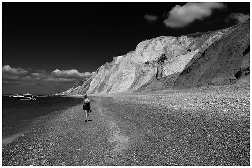 Alum Bay II by Davidap2009