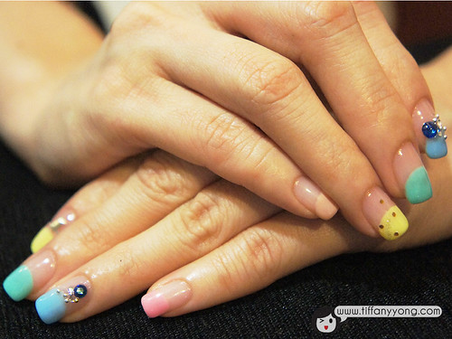 bellis nail manicure